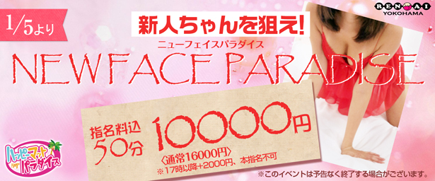 �� NEW FACE PARADISE ��